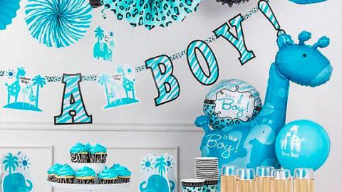 Cómo celebrar un baby shower